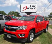 CHEVROLET COLORADO LT CREW CAB, ONE OWNER, NAVI, BLUETOOTH, TOW PKG, BACK UP CAMERA, LEATHER, ONLY 30K MILES! 2015