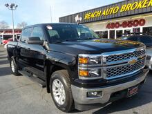 2015_CHEVROLET_SILVERADO_1500 LT 4X4, BUYBACK GUARANTEE, WARRANTY, BACKUP CAM, NAVIGATION, REMOTE START, ONLY 1 PREV. OWNER!!_ Norfolk VA