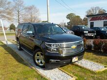 2015_CHEVROLET_SUBURBAN_LTZ 4X4, WARRANTY, LEATHER, NAV, HEATED/COOLED SEATS, DVD PLAYER, 3RD ROW, BACKUP CAM, REMOTE START!_ Norfolk VA