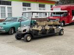 2015 CUSHMAN LIMO GOLF CART