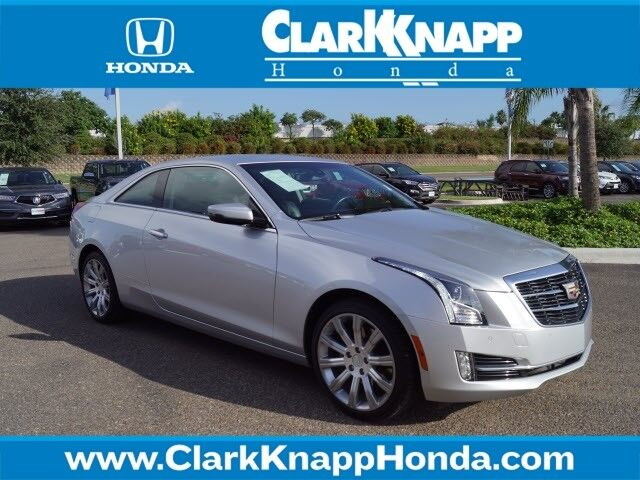 2015 Cadillac Ats 2 0t Luxury Pharr Tx 26401163