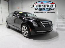 2015_Cadillac_ATS Sedan_Luxury AWD_ Carol Stream IL