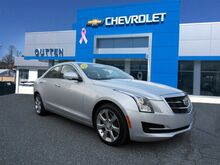 2015_Cadillac_ATS Sedan_Luxury AWD_ Hamburg PA