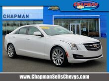 2015_Cadillac_ATS Sedan_Luxury RWD_  PA