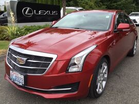 2015_Cadillac_ATS Sedan_Luxury RWD_ Tacoma WA