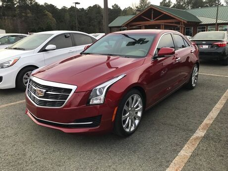 2015 Cadillac ATS Sedan Luxury RWD Monroe GA