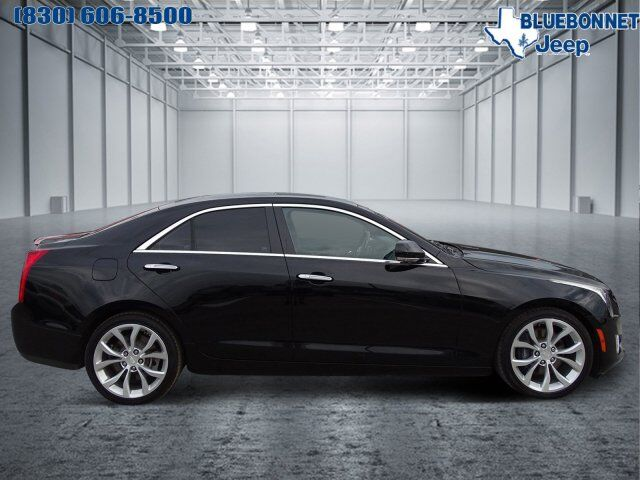 2015 Cadillac ATS Sedan Performance RWD San Antonio TX
