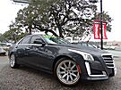 2015 Cadillac CTS Sedan Luxury RWD San Antonio TX
