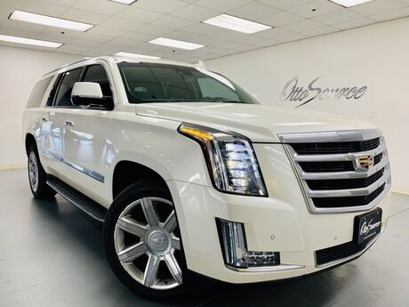 2015 Cadillac Escalade ESV Luxury Dallas TX