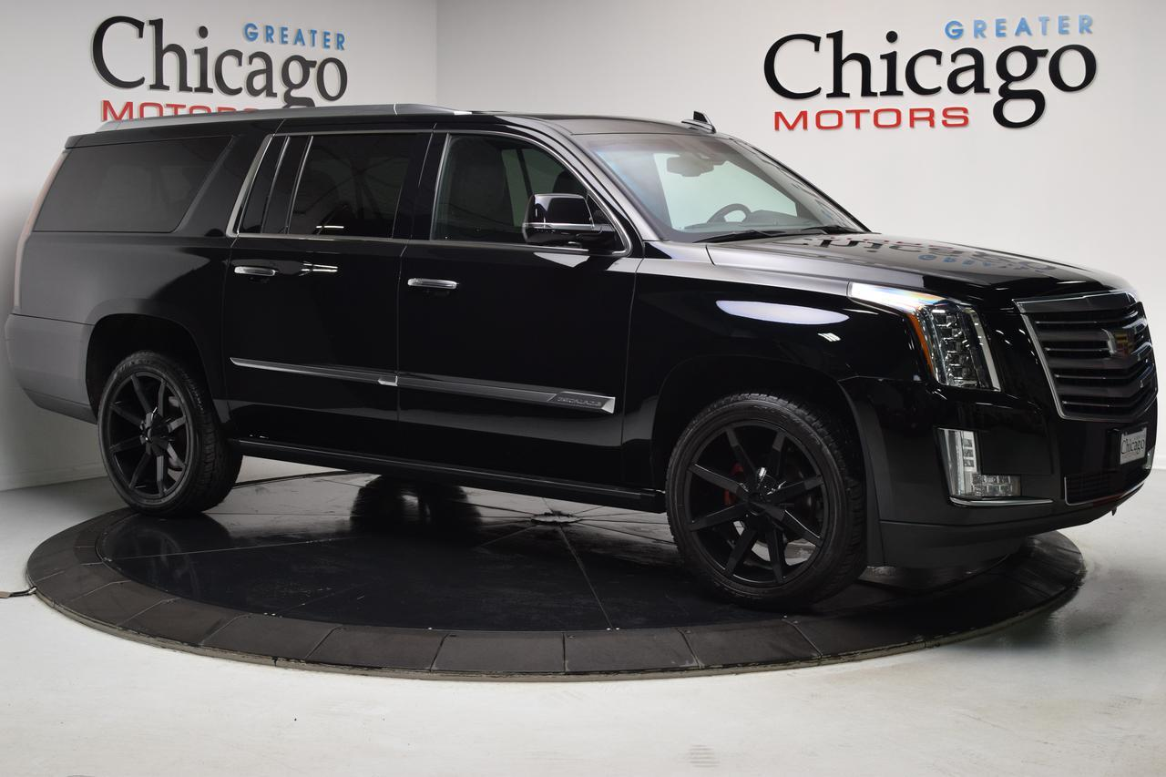 Vehicle Details 2015 Cadillac Escalade Esv At Greater Chicago 200 Platinum Glendale Heights Il
