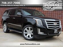 2015_Cadillac_Escalade_Premium 1 Owner Navi Rear TV LED's 22s_ Hickory Hills IL
