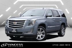 Cadillac Escalade Premium Navigation Roof DVD Leather 29K miles 2015