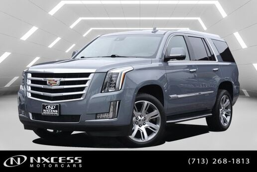 2015 Cadillac Escalade Premium Navigation Roof DVD Leather 29K miles Houston TX