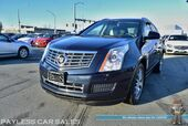 2015 Cadillac SRX Luxury Collection / AWD / Heated Leather Seats / Heated Steering Wheel / Navigation / Panoramic Sunroof / Blind Spot & Lane Depart Alert / Auto Start / Bose Speakers / Back Up Camera / 1-Owner
