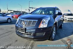 2015_Cadillac_SRX_Luxury Collection / AWD / Heated Leather Seats / Heated Steering Wheel / Navigation / Panoramic Sunroof / Blind Spot & Lane Depart Alert / Auto Start / Bose Speakers / Back Up Camera / 1-Owner_ Anchorage AK