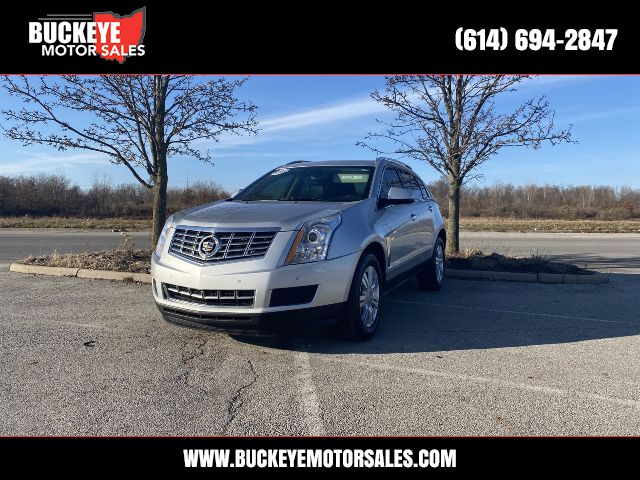 2015 Cadillac SRX Luxury Collection Columbus OH