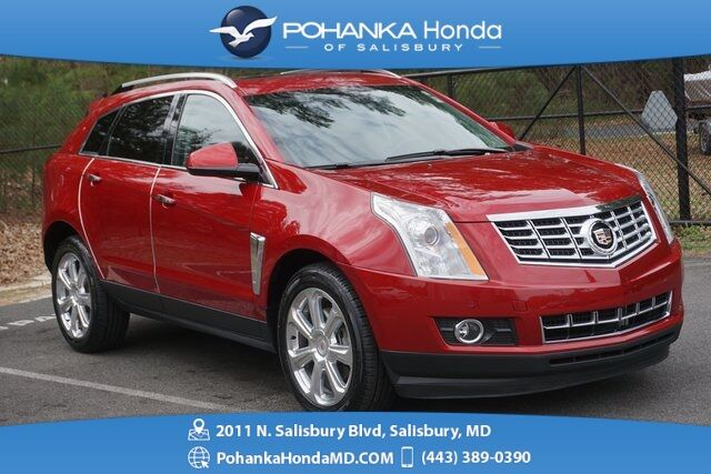 Vehicle Details 2015 Cadillac Srx At Pohanka Honda Of Salisbury