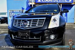 2015_Cadillac_SRX_Premium Collection / AWD / Heated & Ventilated Leather Seats / Heated Steering Wheel / Navigation / Panoramic Sunroof / Bose Speakers / Driver's Assist Pkg / Bluetooth / Auto Start / Tow Pkg_ Anchorage AK