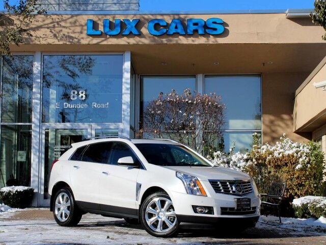 2015_Cadillac_SRX_Premium Collection Panoroof Nav AWD_ Buffalo Grove IL
