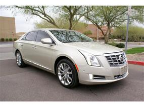 Cadillac XTS Premium Collection Sedan 4D 2015