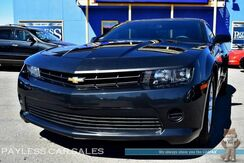 2015_Chevrolet_Camaro_LS / 6-Speed Manual / Power Driver's Seat / Aux Input / Cruise Control / 28 MPG / 1-Owner_ Anchorage AK