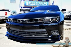 2015_Chevrolet_Camaro_SS / Commemorative Edition / RS Pkg / 6.2L V8 / 6-Spd Manual / KOOKS Custom Headers & Exhaust System / Power & Heated Leather Seats / Boston Acoustics Speakers / Heads Up Display / Bluetooth / Back-Up Camera / Only 6K Miles / 1-Owner_ Anchorage AK