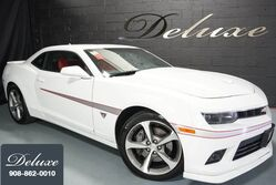 Chevrolet Camaro SS Coupe, Navigation System, Rear-View Camera, Bluetooth Streaming Audio, Red Leather Interior, 426 HP 8-Cylinder Engine, Sport Suspension, 20-Inch Alloy Wheels, 2015