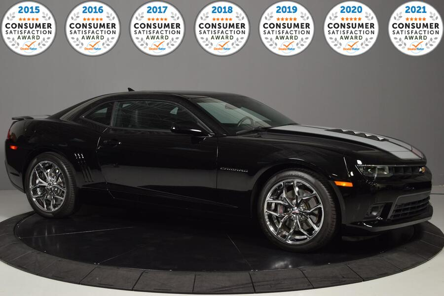 2015_Chevrolet_Camaro_SS_ Glendale Heights IL