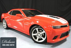 Chevrolet Camaro SS with 2SS RWD / Over $5500 in Options/ Chevy Warranty/ Power Sunroof 2015