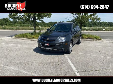 2015 Chevrolet Captiva Sport Fleet LTZ Columbus OH