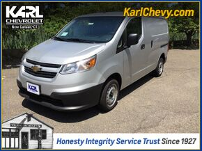 2015_Chevrolet_City Express Cargo Van_LS_ New Canaan CT