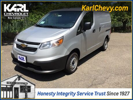 2015 Chevrolet City Express Cargo Van LS New Canaan CT