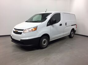 Chevrolet City Express Cargo Van LT 2015