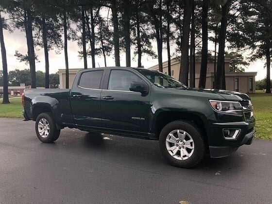 2015 Chevrolet Colorado 4WD Crew Cab LT Outer Banks NC
