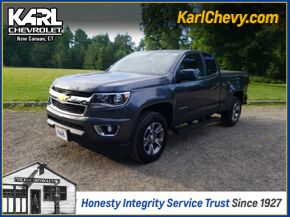 2015_Chevrolet_Colorado_4WD LT_ New Canaan CT