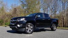 Chevrolet Colorado 4WD LT / V6 / CREW CAR / SHORT BED / NAV / CAMERA 2015
