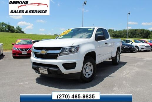 2015 Chevrolet Colorado Work Truck Campbellsville KY