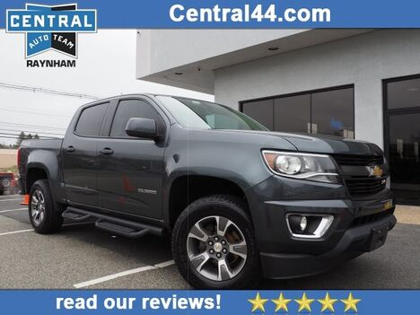 2015_Chevrolet_Colorado_Z71_ Raynham MA