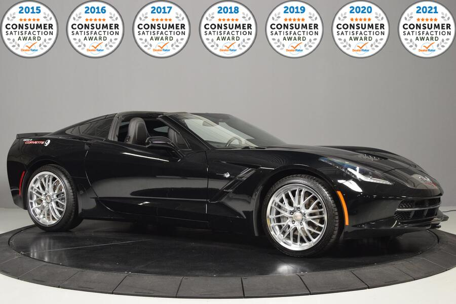 2015_Chevrolet_Corvette_1LT_ Glendale Heights IL