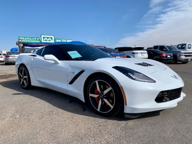 2015 Chevrolet Corvette 2LT Coupe Automatic Laredo TX