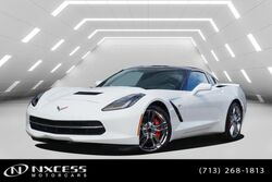 Chevrolet Corvette Coupe Stinggray Z51 3LT Low Miles! 2015