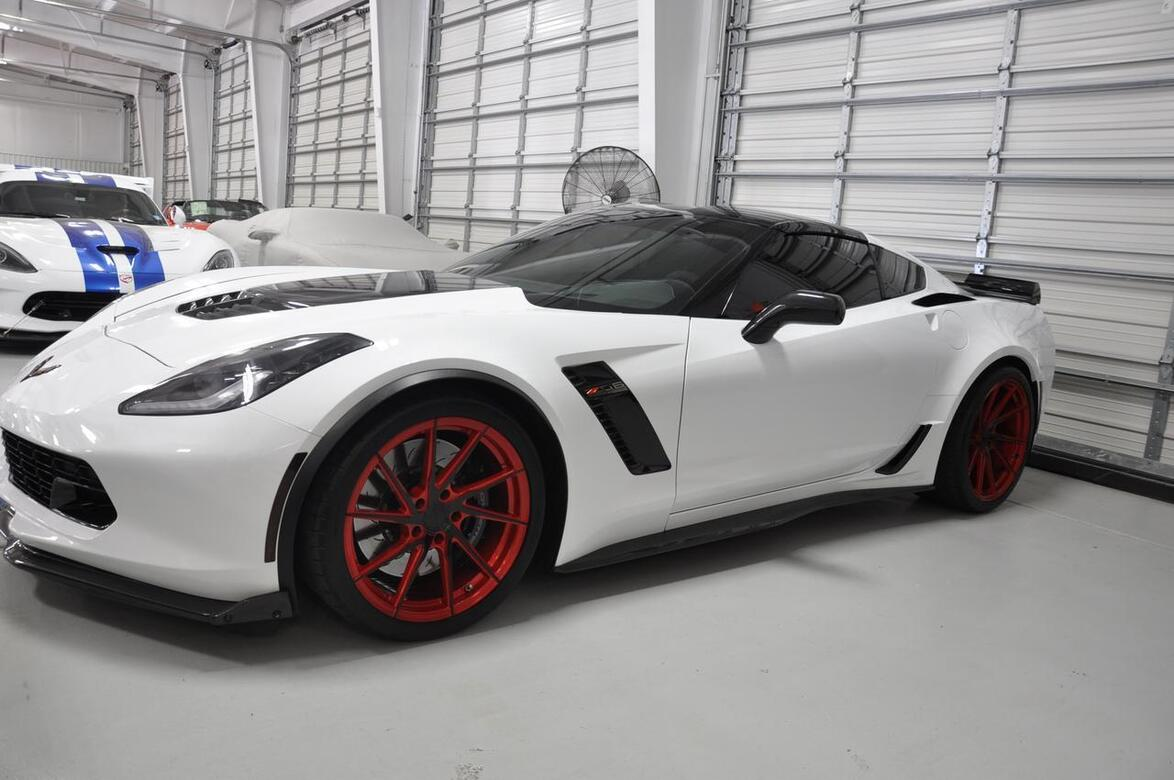 2015 Chevrolet Corvette LMR 800HP Package Z06 3LZ LMR NOS Tomball TX