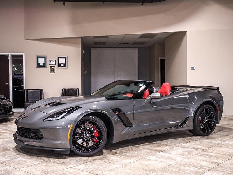 2015_Chevrolet_Corvette Z06 2LZ_Convertible_ Chicago IL