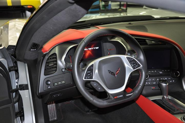 2015 Chevrolet Corvette Z06 3LZ Tomball TX