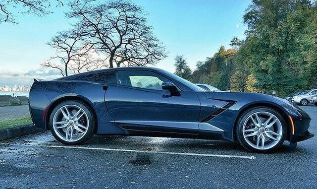 2015 Chevrolet Corvette Z51 1LT Charleston SC