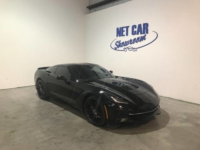 2015 Chevrolet Corvette Z51 2LT Houston TX