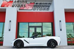 Chevrolet Corvette Z51 3LT Convertible 2015