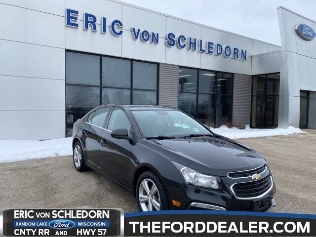 2015 Chevrolet Cruze 2LT Milwaukee WI