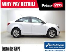 2015_Chevrolet_Cruze_LS_ Maumee OH