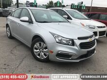 2015_Chevrolet_Cruze_LT 1LT   CAM   BLUETOOTH_ London ON